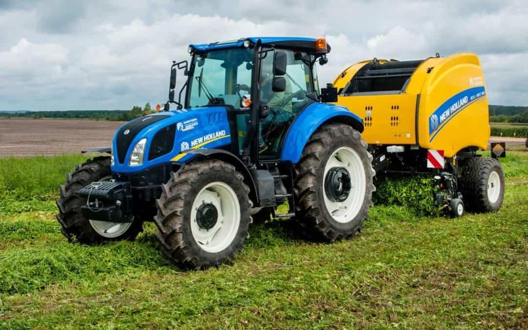 Cinco ventajas de la mecanización en la agricultura