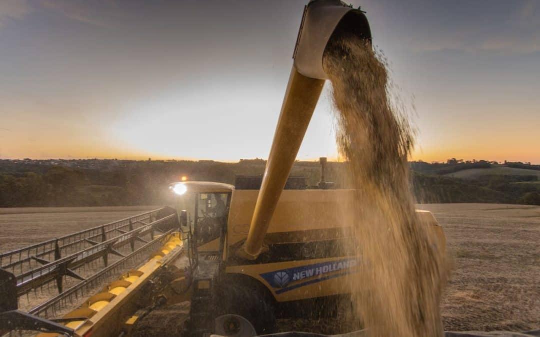 Conoce la nueva línea de cosechadoras TX y TC de New Holland