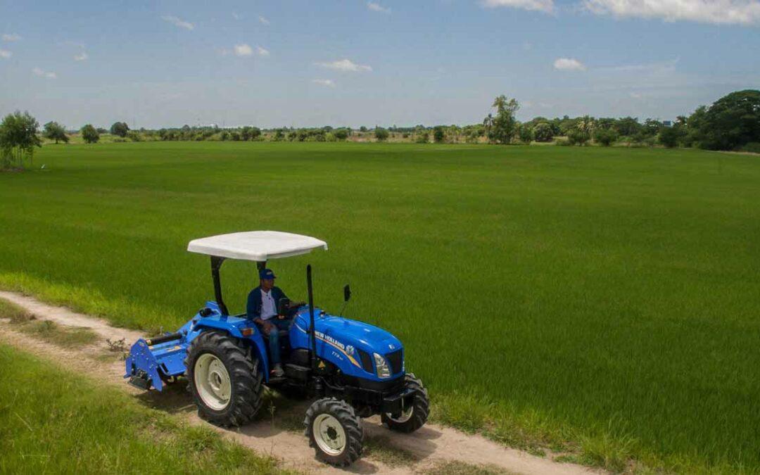 Cuatro características de las maquinarias agrícolas modernas