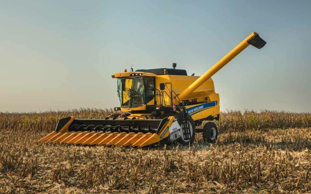 Conoce nuestras nuevas cosechadoras TX