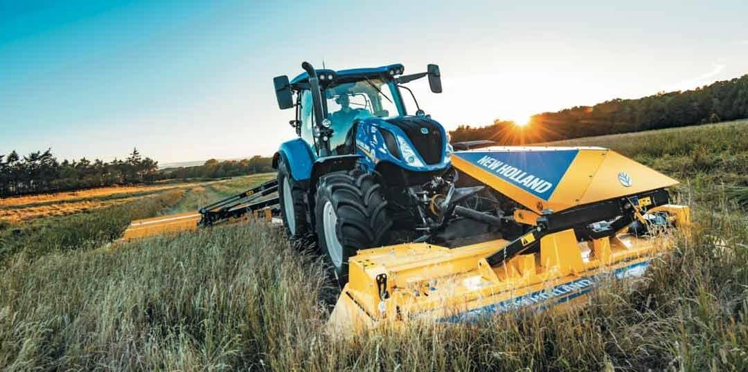 Tractores New Holland: Aliados de la agricultura sostenible